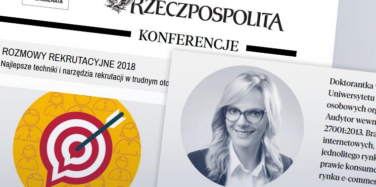GKK i Rzeczpospolita o RODO w rekrutacji